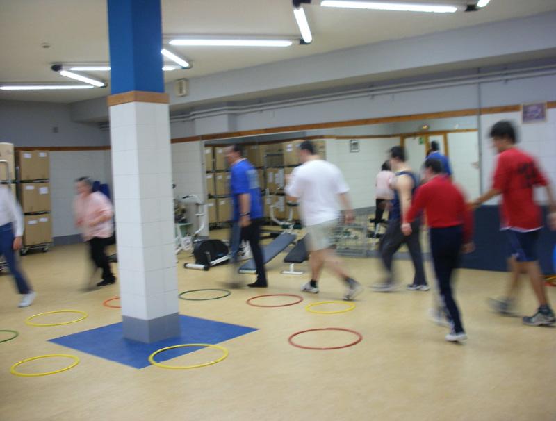 Psicomotricidad y gimnasia