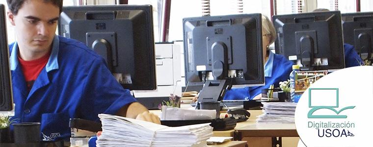 Formulario servicios digitalización