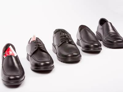 Zapatos uniforme