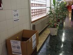 Banco de Alimentos y Plantilla USOA