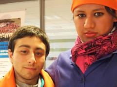 #Orangeurhood en USOA