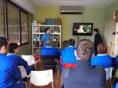 C8M: Cine Fórum Tierra de Hombres
