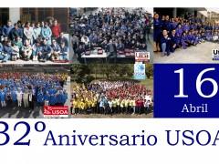 USOA: Hoy cumplimos 32 años