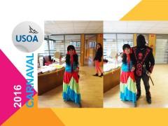 USOA: Nuestro CO celebra el carnaval