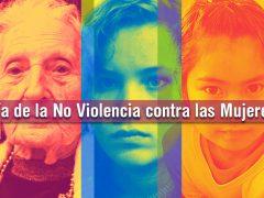 25 de noviembre Día Internacional para la eliminación de la Violencia contra las mujeres