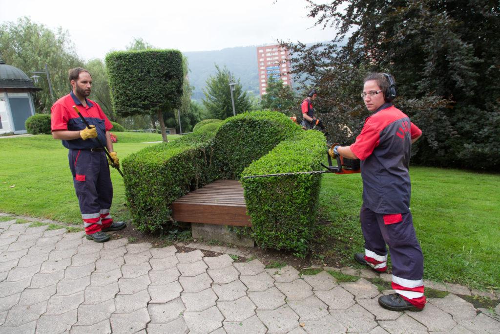 formación jardinería