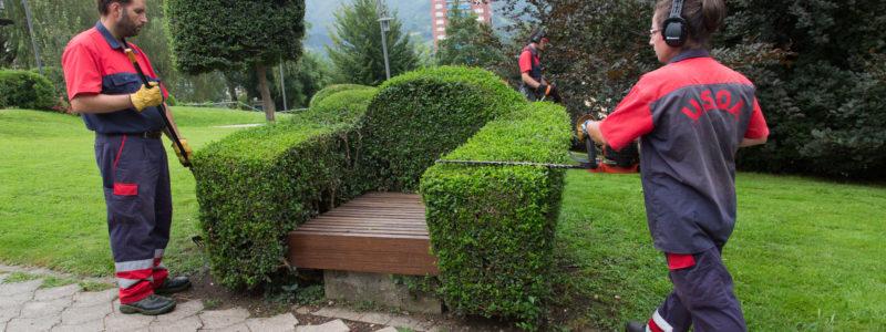 Curso Jardinería Lan Berri